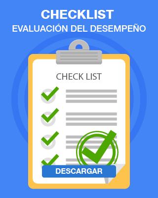 Checklist administración del desempeño