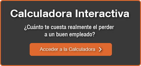 Calculadora interactiva - Retención de personal